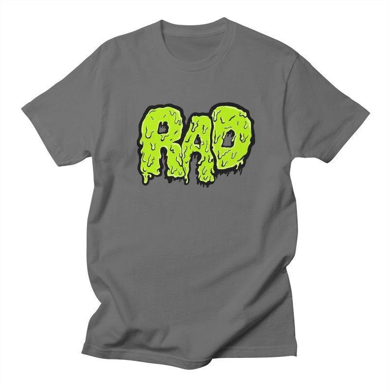 Rad Women's T-Shirt by Greg Gosline Design Co.