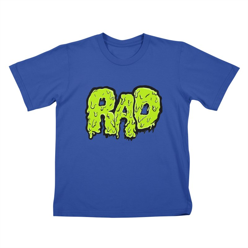 Rad Kids T-Shirt by Greg Gosline Design Co.