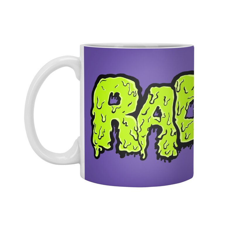 Rad Accessories Mug by Greg Gosline Design Co.