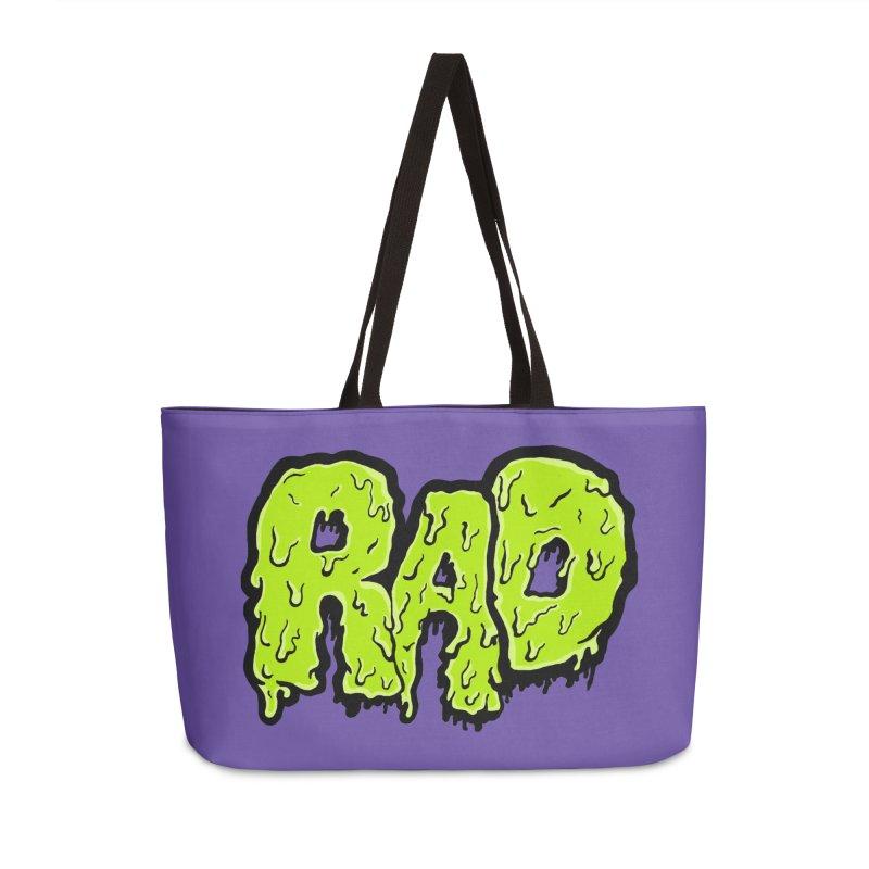 Rad Accessories Bag by Greg Gosline Design Co.