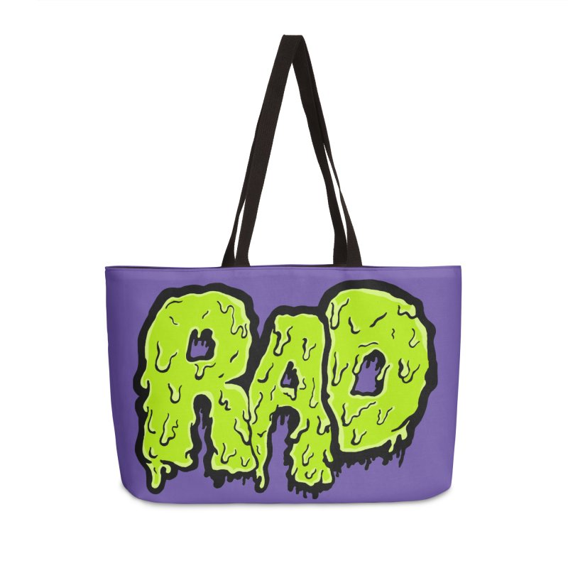 Rad Accessories Bag by Greg Gosline Design Co.