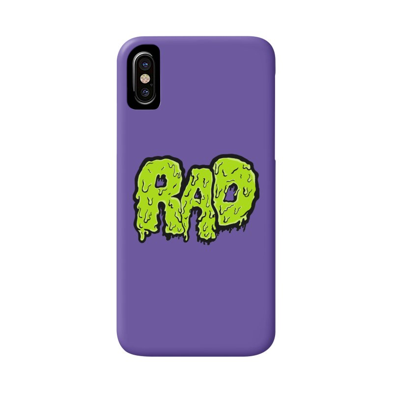Rad Accessories Phone Case by Greg Gosline Design Co.