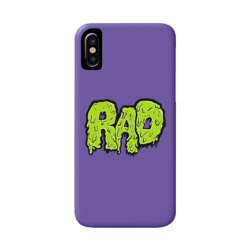 Rad Accessories Phone Case by Greg Gosline Design Co.