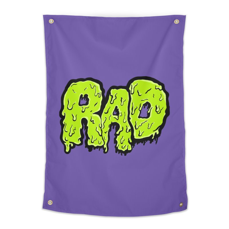 Rad Home Tapestry by Greg Gosline Design Co.
