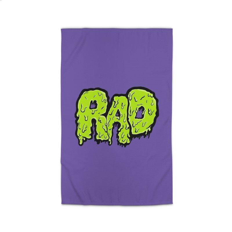 Rad Home Rug by Greg Gosline Design Co.