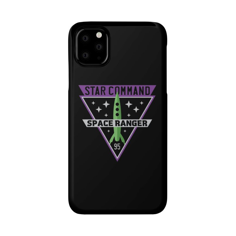 Star Command Accessories Phone Case by Greg Gosline Design Co.