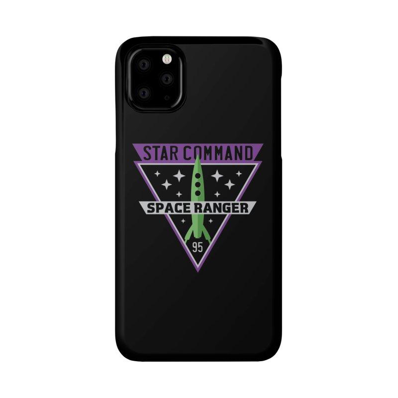 Star Command Accessories Phone Case by Greg Gosline Design Co.
