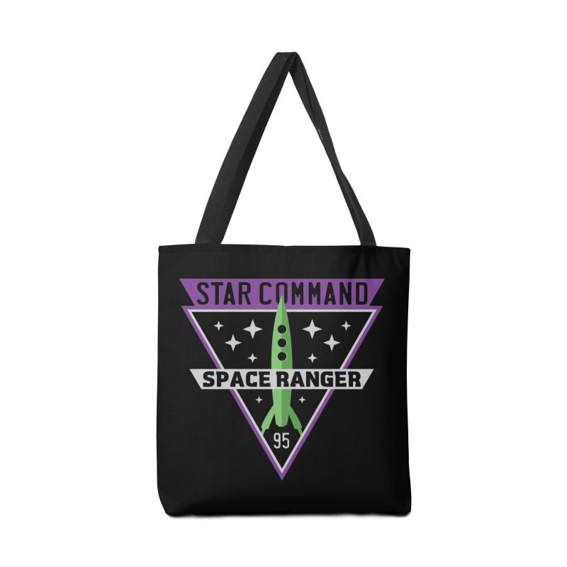 Star Command Accessories Bag by Greg Gosline Design Co.