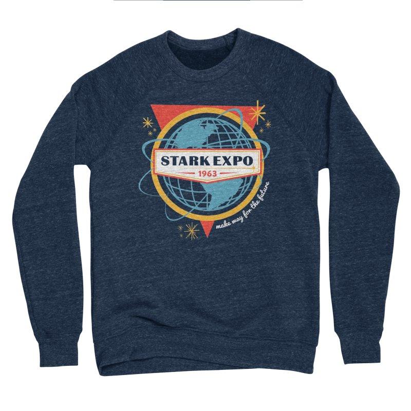 Expo 63 Men's Sponge Fleece Sweatshirt by Greg Gosline Design Co.
