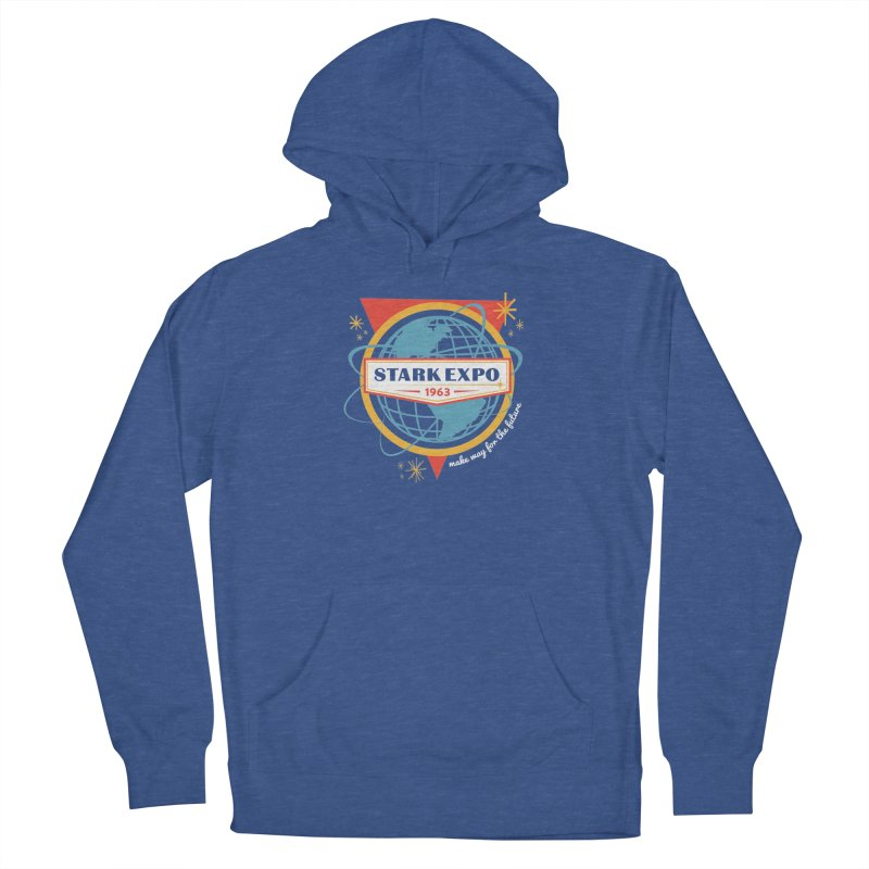 Expo 63 Women's Pullover Hoody by Greg Gosline Design Co.