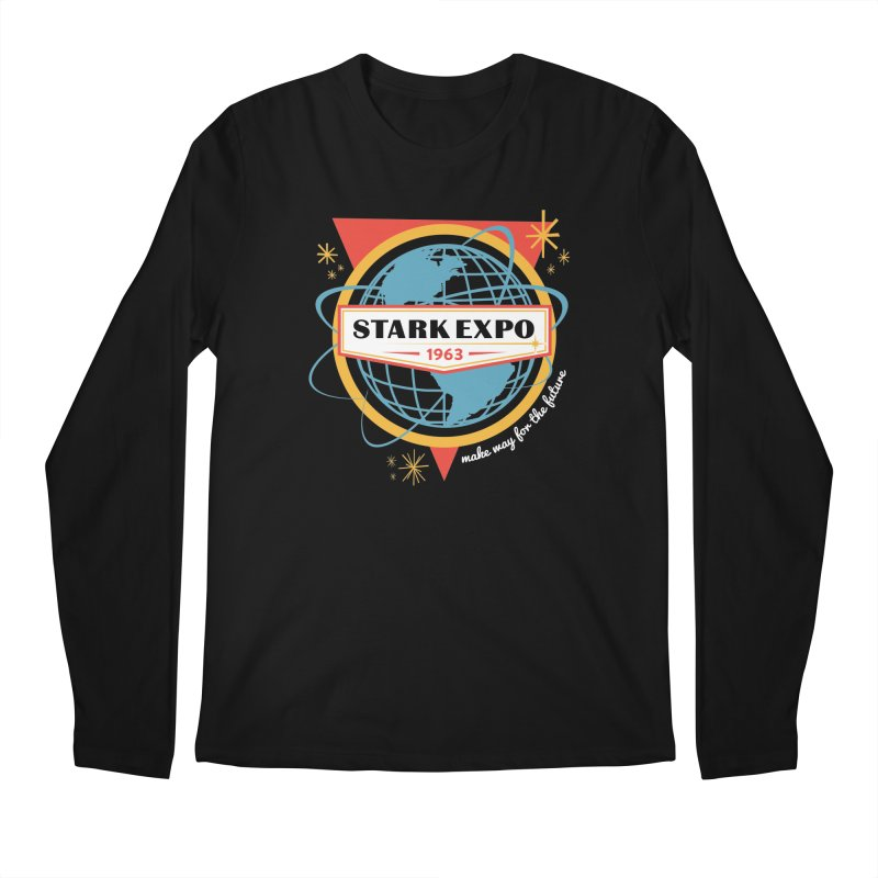 Expo 63 Men's Regular Longsleeve T-Shirt by Greg Gosline Design Co.