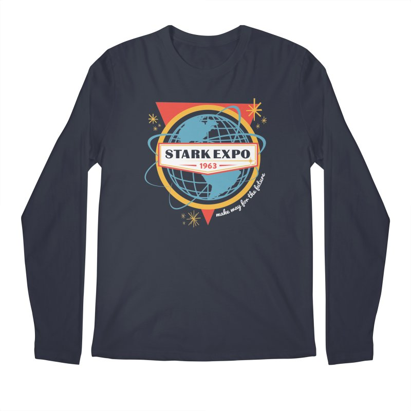 Expo 63 Men's Longsleeve T-Shirt by Greg Gosline Design Co.