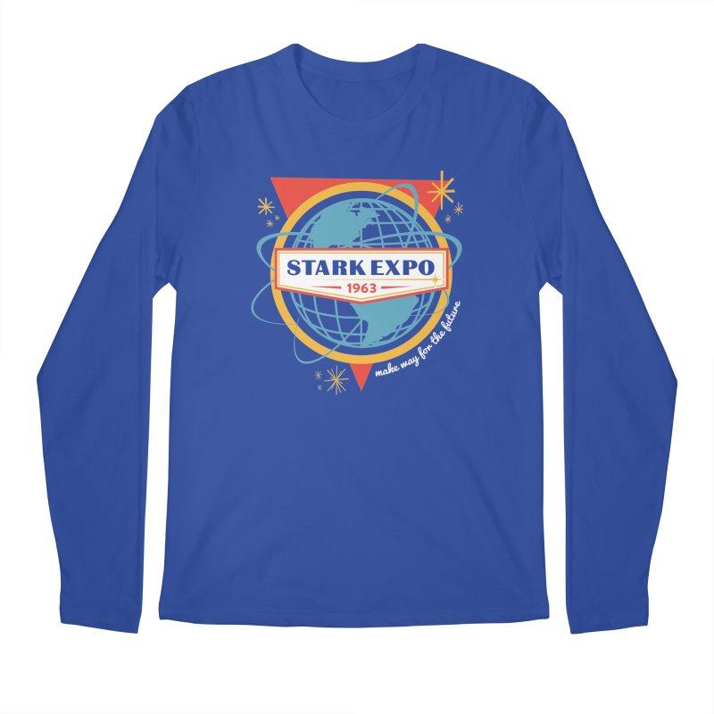 Expo 63 Men's Regular Longsleeve T-Shirt by Greg Gosline Design Co.