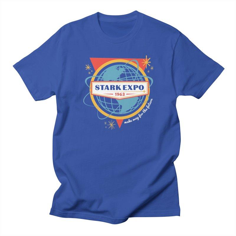 Expo 63 Men's T-Shirt by Greg Gosline Design Co.