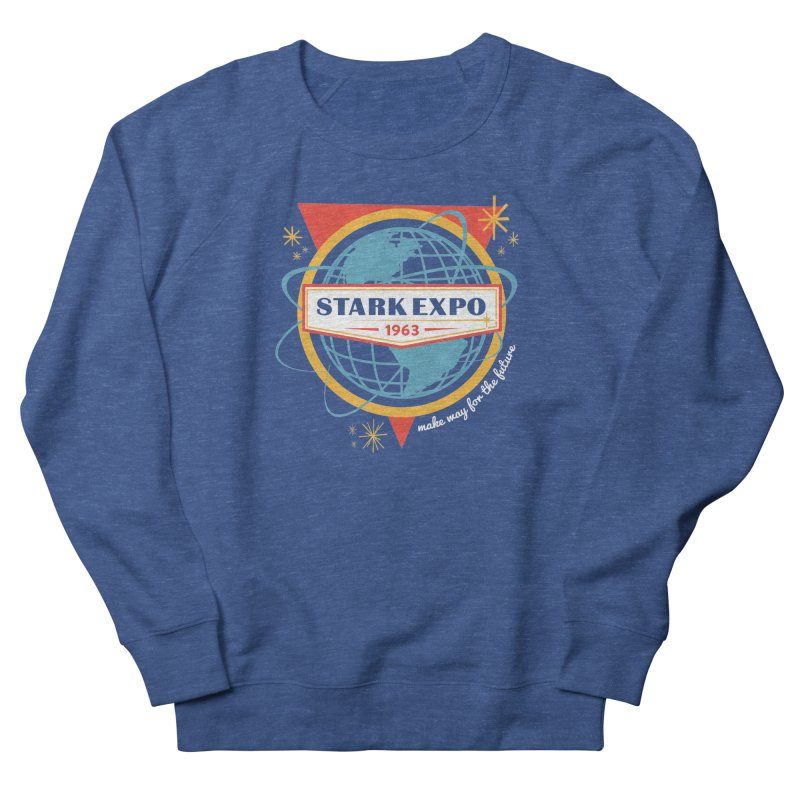 Expo 63 Men's Sweatshirt by Greg Gosline Design Co.