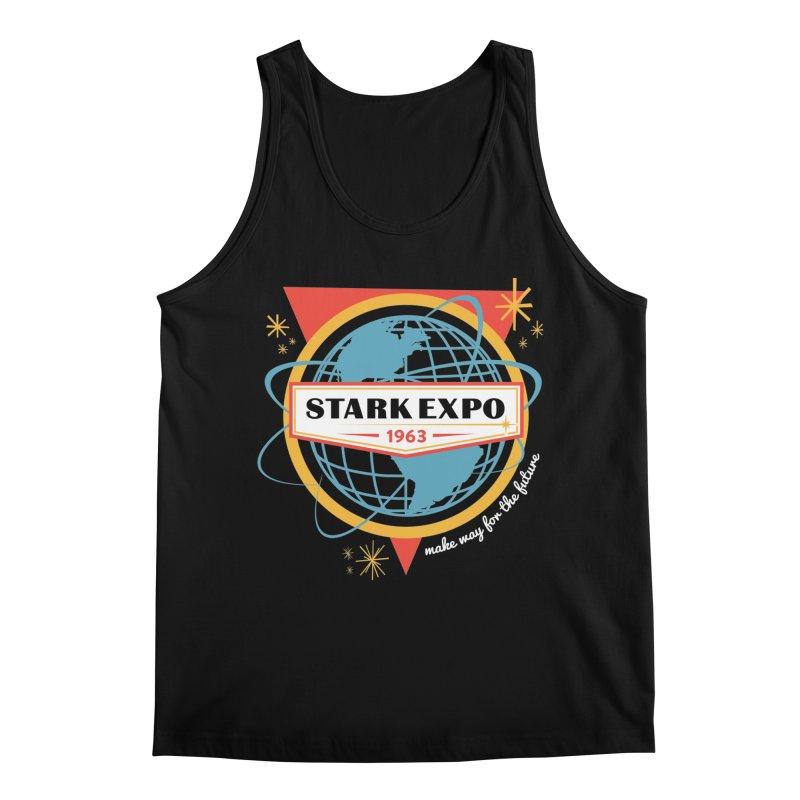 Expo 63 Men's Tank by Greg Gosline Design Co.