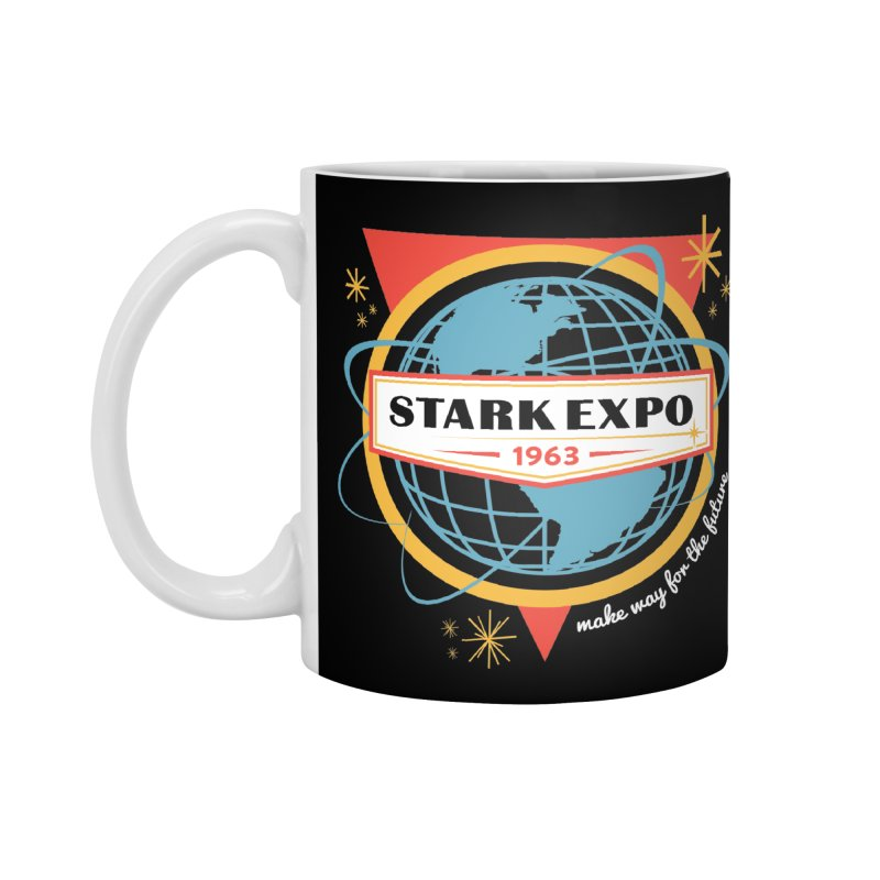 Expo 63 Accessories Standard Mug by Greg Gosline Design Co.