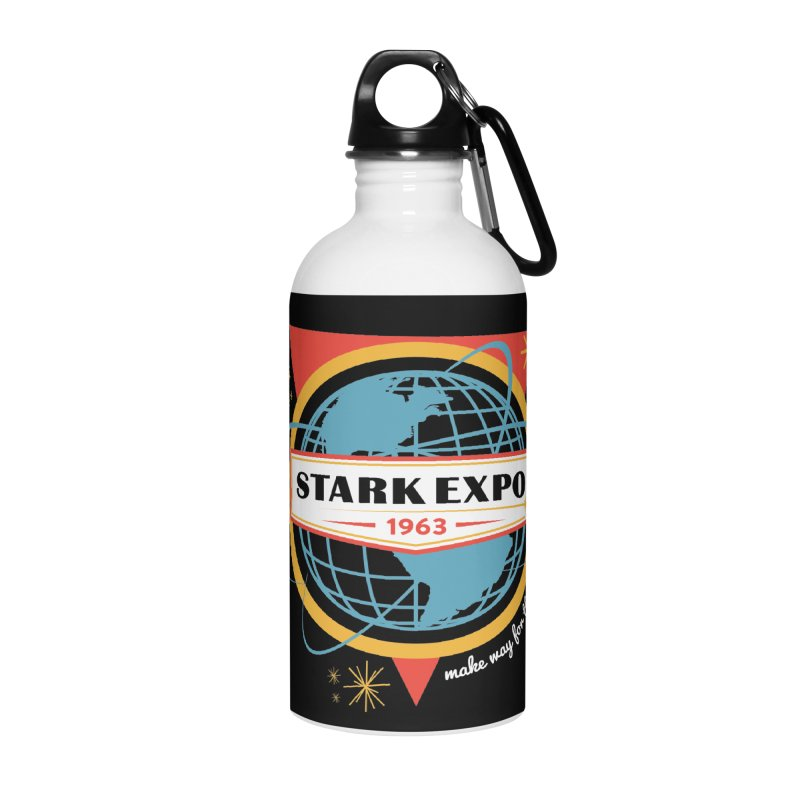 Expo 63 Accessories Water Bottle by Greg Gosline Design Co.