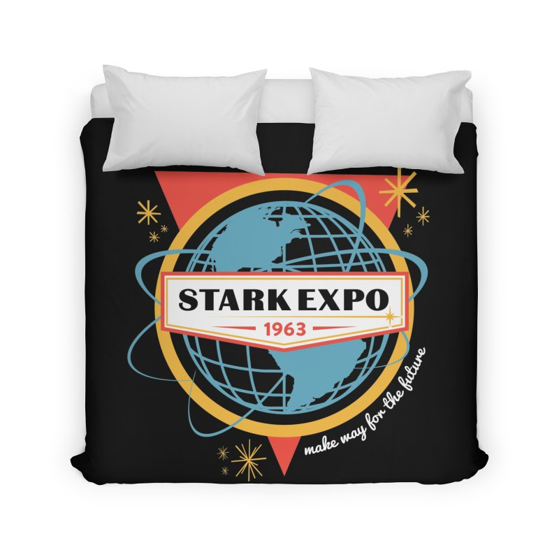 Expo 63 Home Duvet by Greg Gosline Design Co.