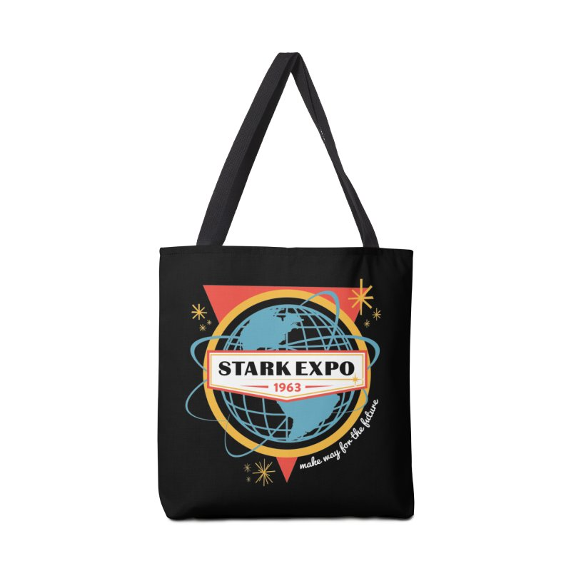 Expo 63 Accessories Tote Bag Bag by Greg Gosline Design Co.