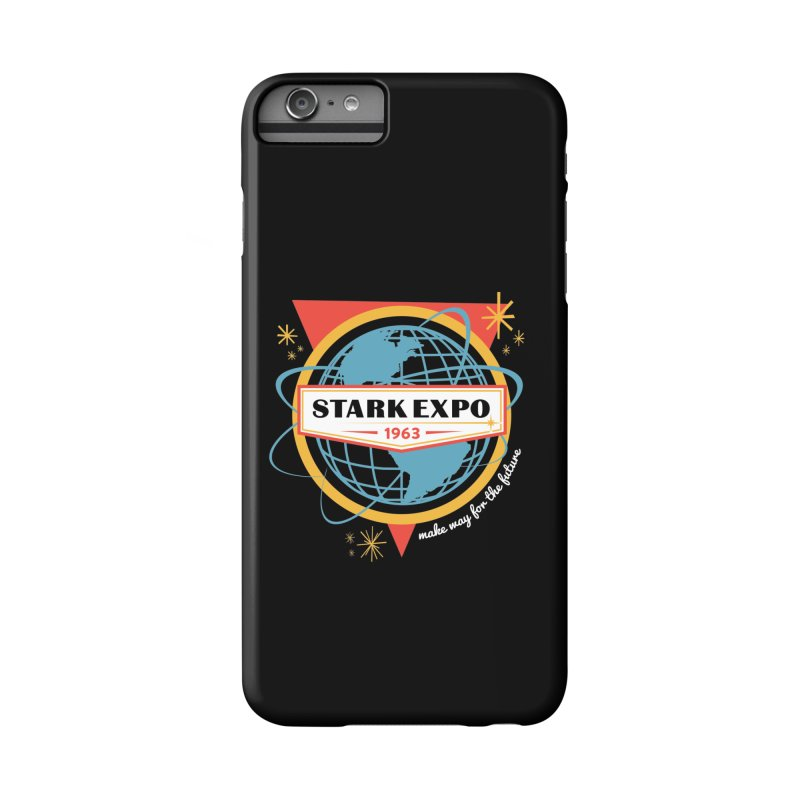 Expo 63 Accessories Phone Case by Greg Gosline Design Co.