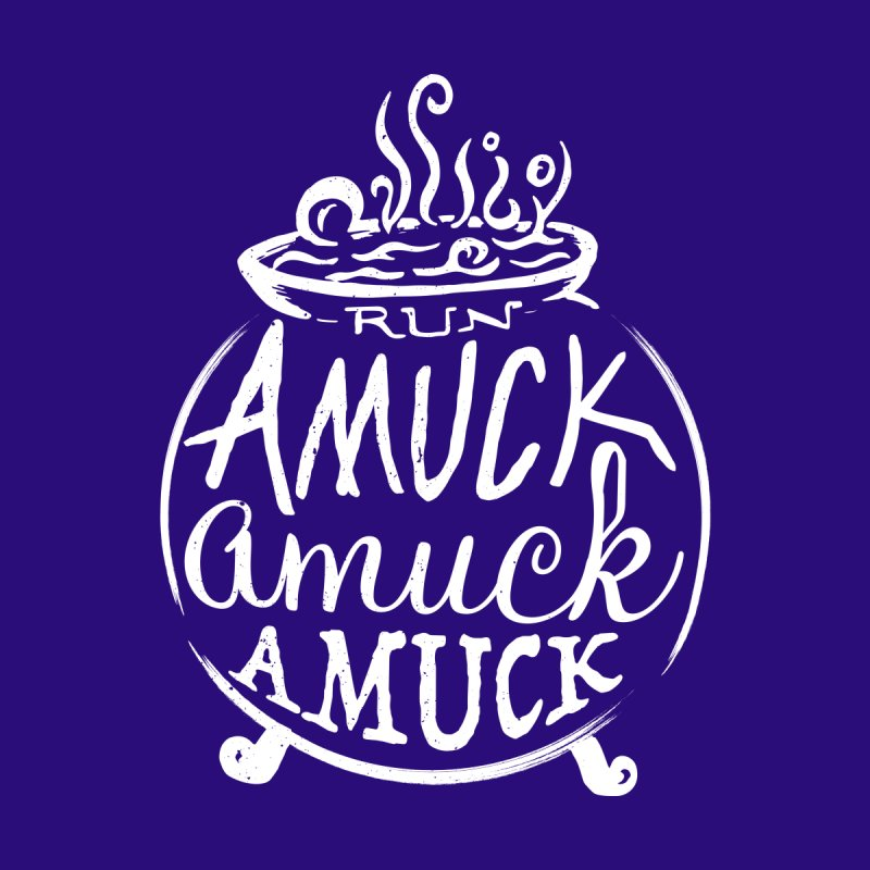 Amuck Accessories Sticker by Greg Gosline Design Co.