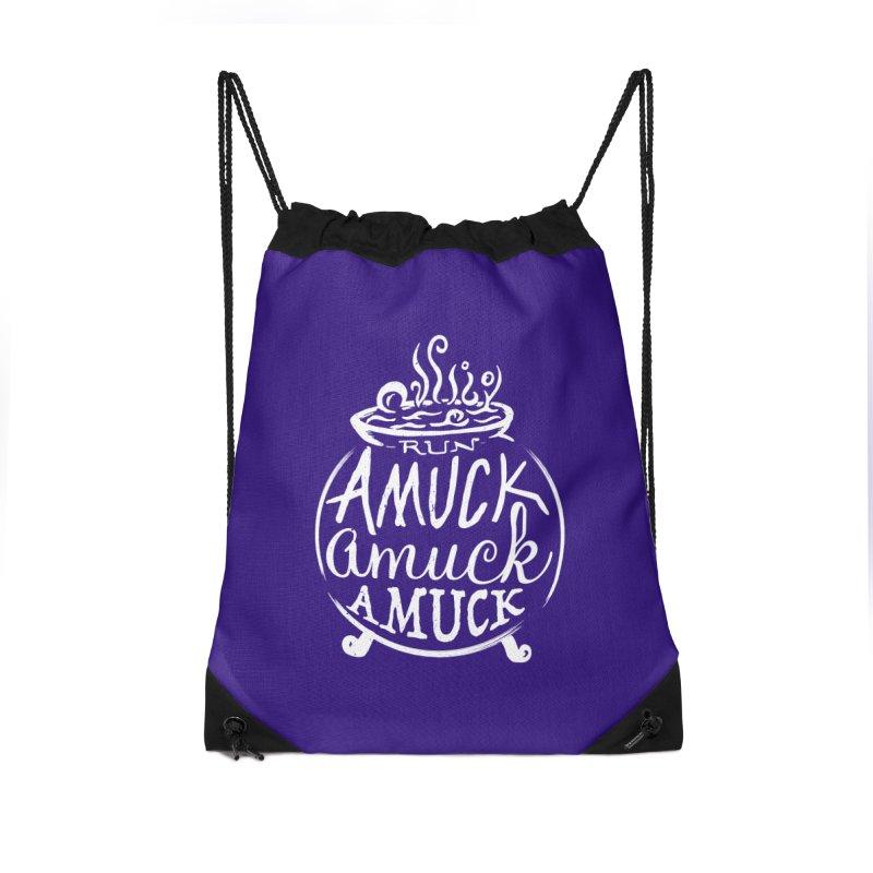 Amuck Accessories Bag by Greg Gosline Design Co.