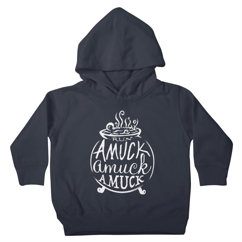 Amuck Kids Toddler Pullover Hoody by Greg Gosline Design Co.