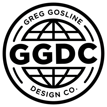 Greg Gosline Design Co. Logo