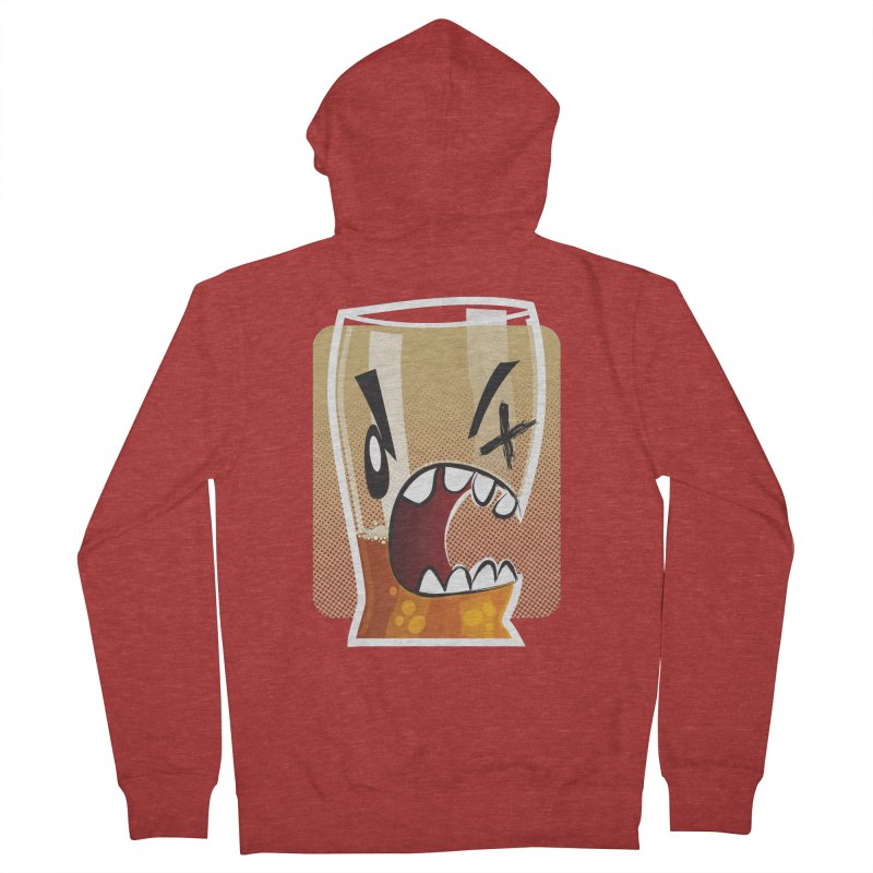 MAD PINTY! Men's Zip-Up Hoody by JG2D Artist Shop