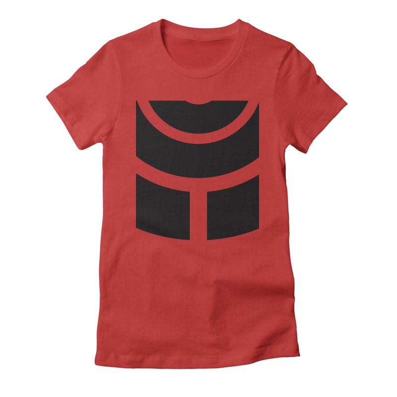 CCC NU18 Women's Fitted T-Shirt by JG2D Artist Shop