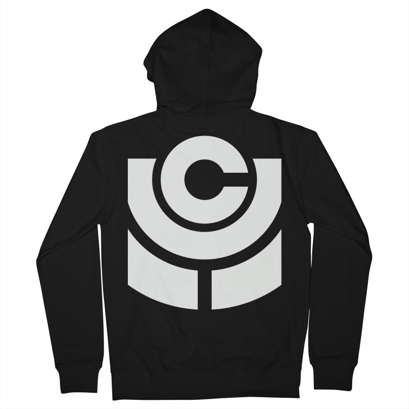 CCC18nu2 Men's Zip-Up Hoody by JG2D Artist Shop