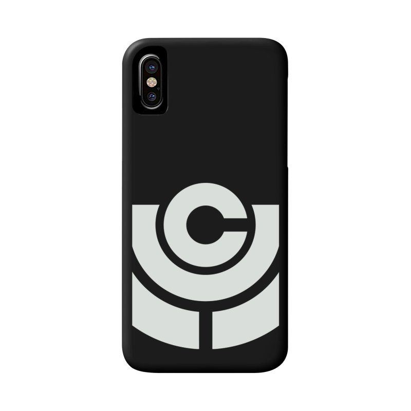 CCC18nu2 Accessories Phone Case by CHICAGO CREATIVE COLLABORATORS Shop