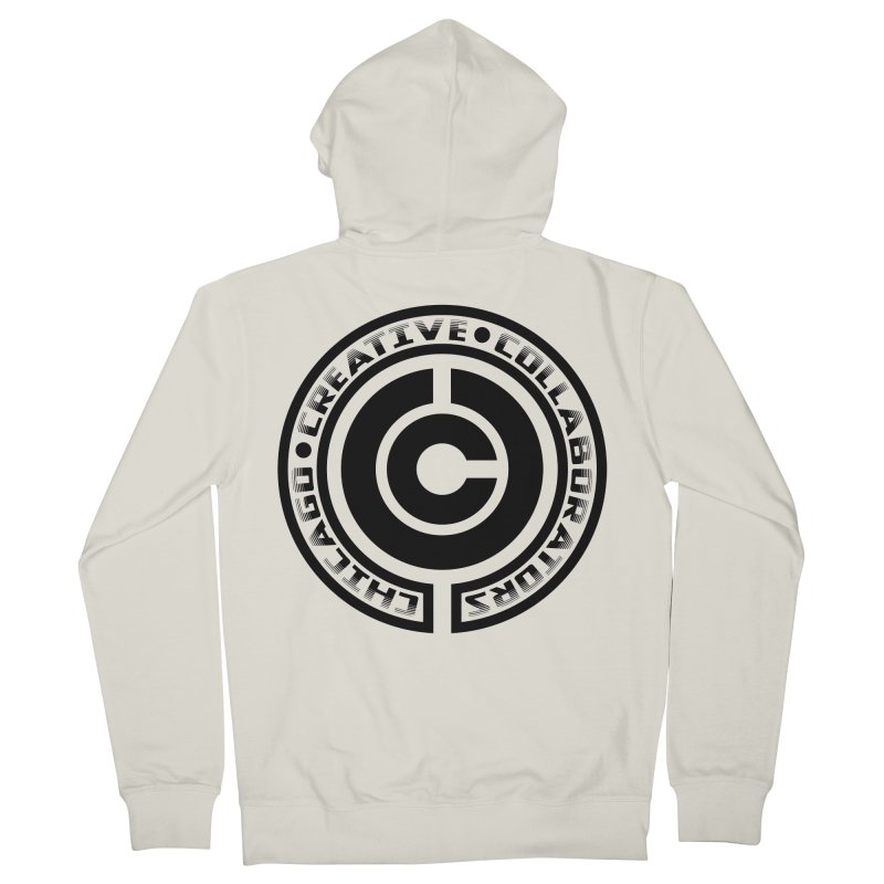 CCC v1 Men's Zip-Up Hoody by JG2D Artist Shop