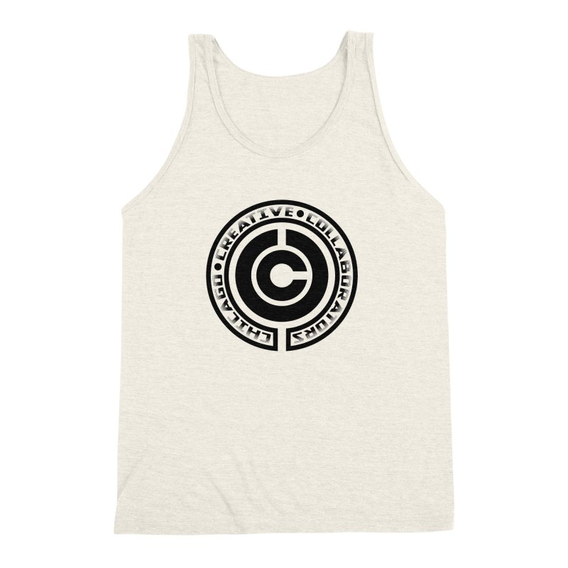 CCC v1 Men's Triblend Tank by JG2D Artist Shop