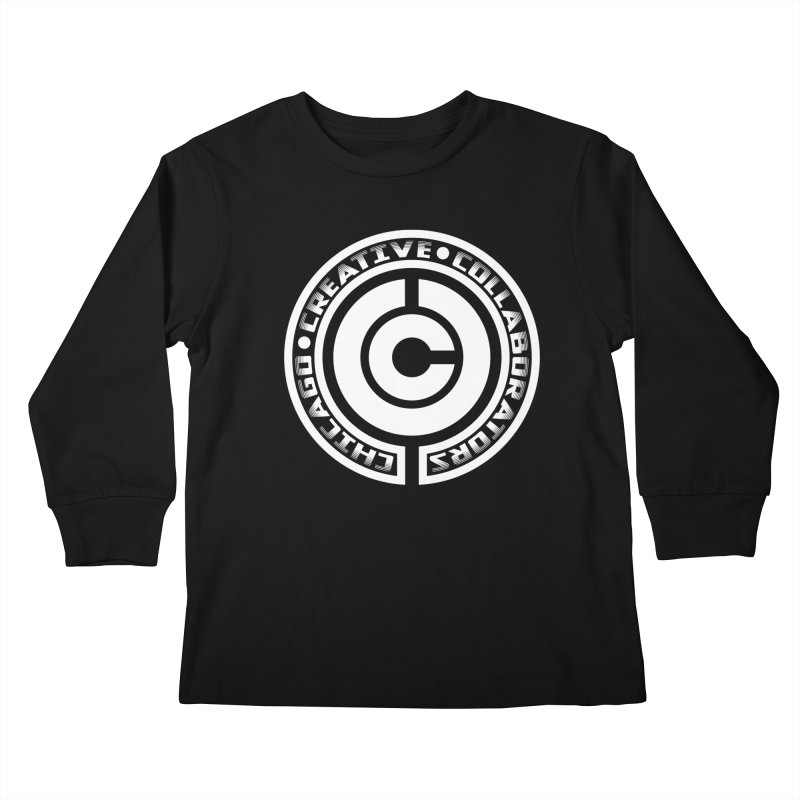 CCC v2 Kids Longsleeve T-Shirt by JG2D Artist Shop