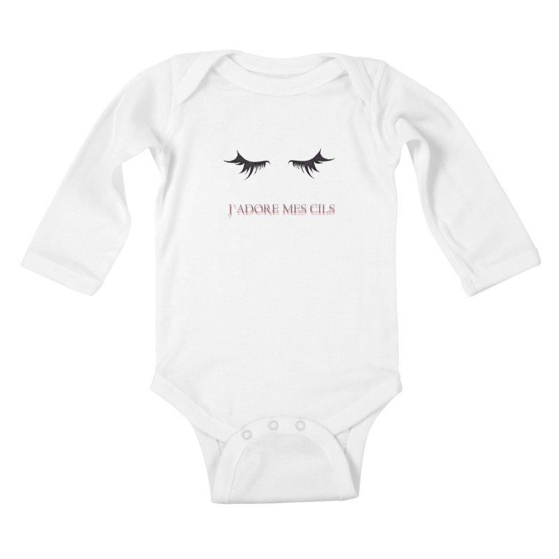 CILS Kids Baby Longsleeve Bodysuit by GLANZ