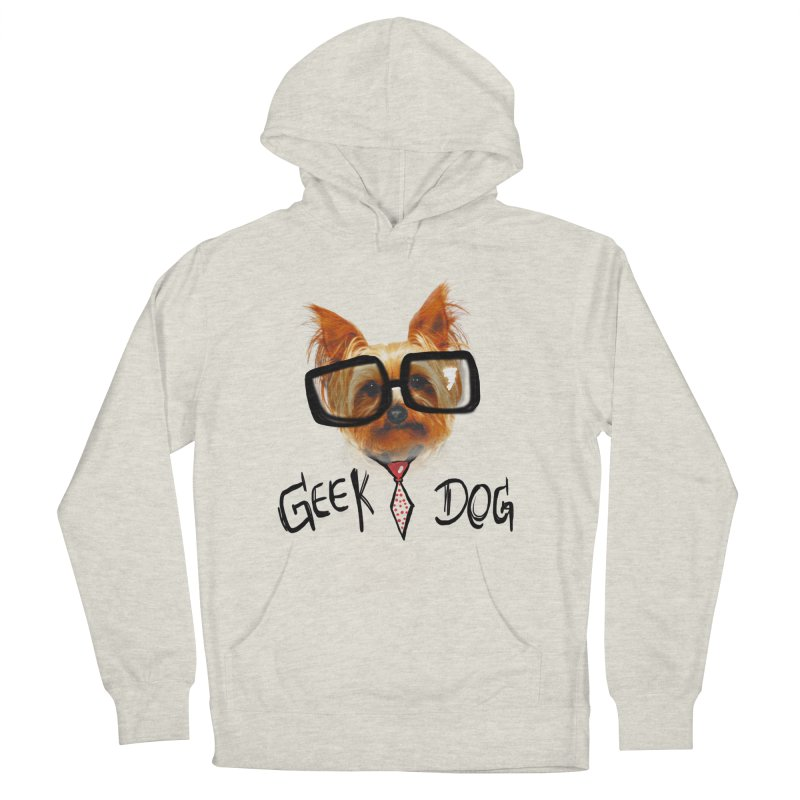 GeekDog Women's Pullover Hoody by GLANZ
