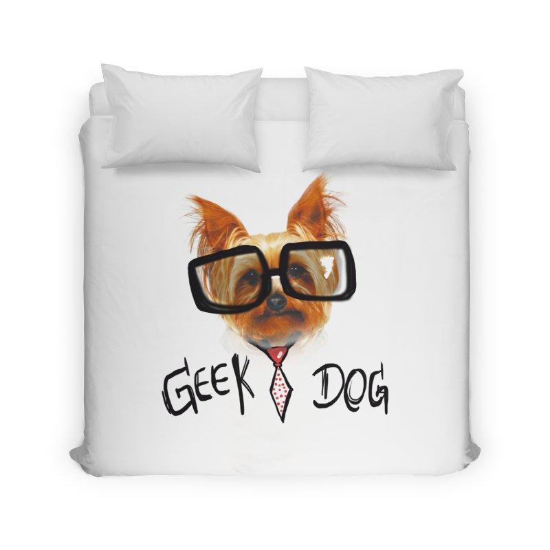 GeekDog Home Duvet by GLANZ