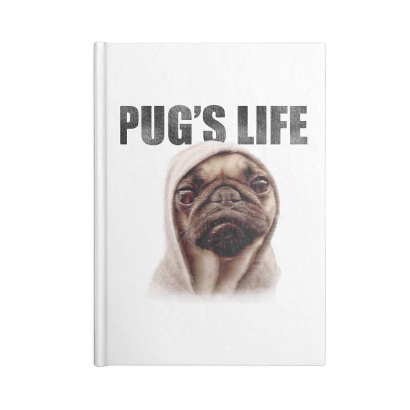 Pug'sLife Accessories Notebook by GLANZ