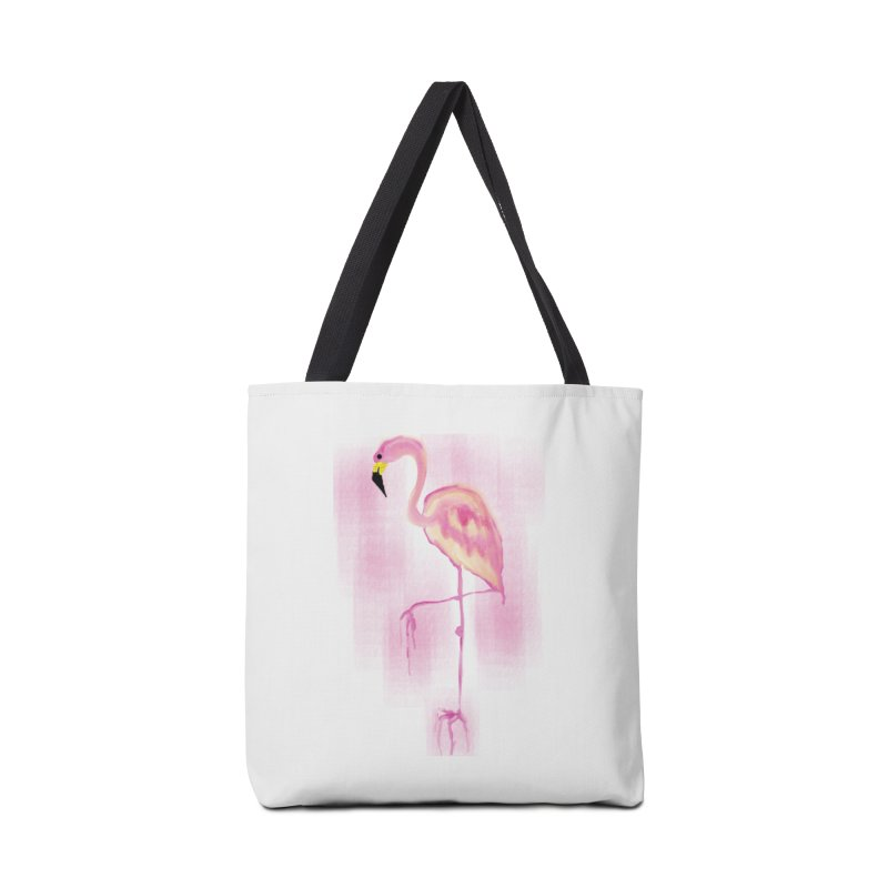 Flamingo Accessories Bag by GLANZ