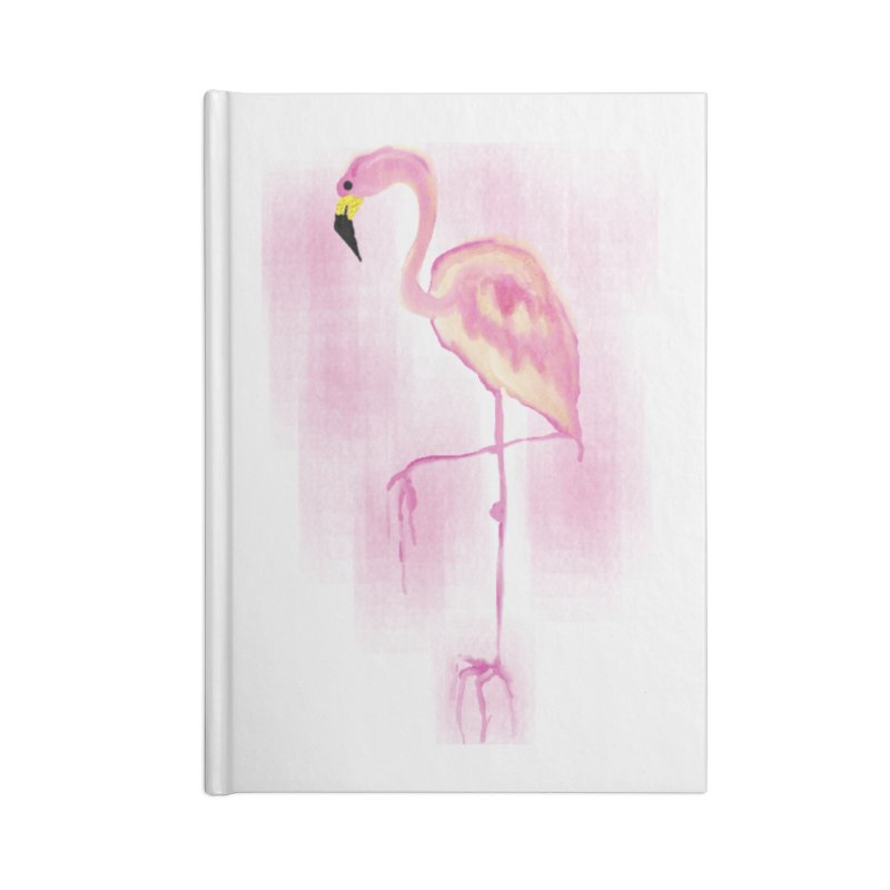 Flamingo Accessories Notebook by GLANZ
