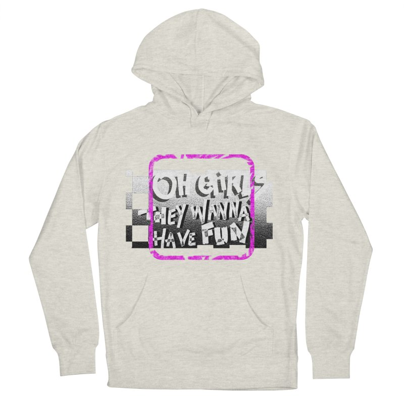FUN Women's Pullover Hoody by GLANZ