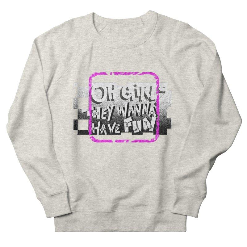FUN Women's Sweatshirt by GLANZ