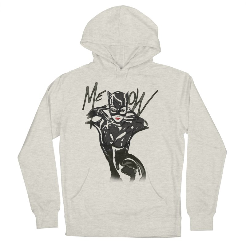 MEOW Women's Pullover Hoody by GLANZ