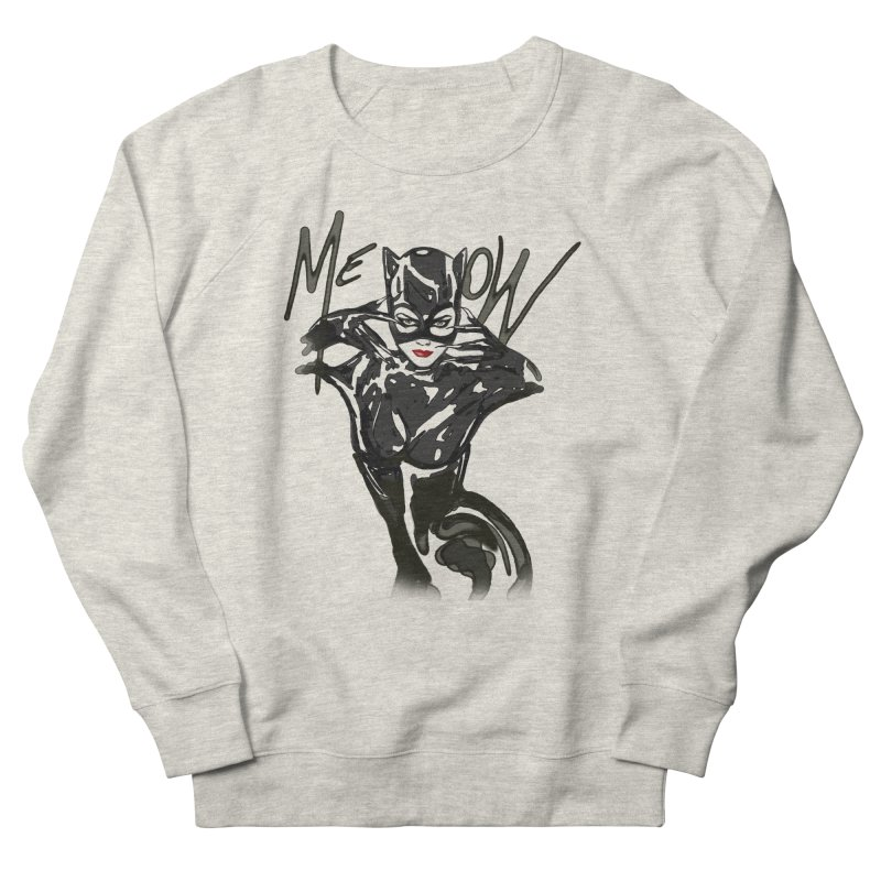 MEOW Women's Sweatshirt by GLANZ
