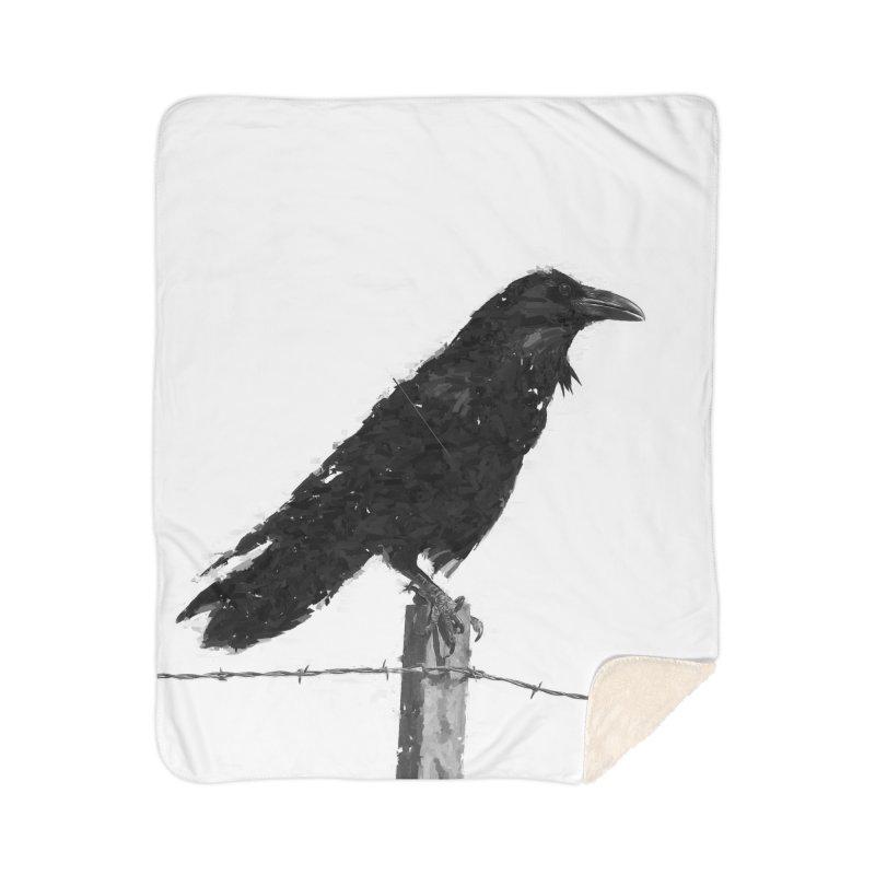 Raven Home Blanket by ゴロキ   GORODKEY   GRDK Clothing