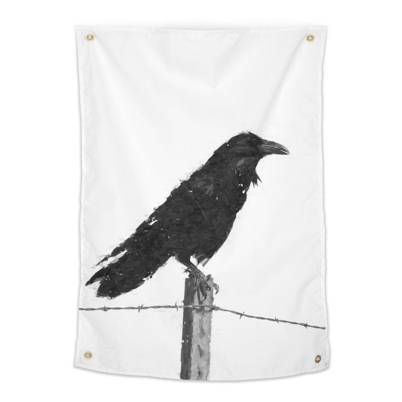Raven Home Tapestry by ゴロキ | GORODKEY | GRDK Clothing