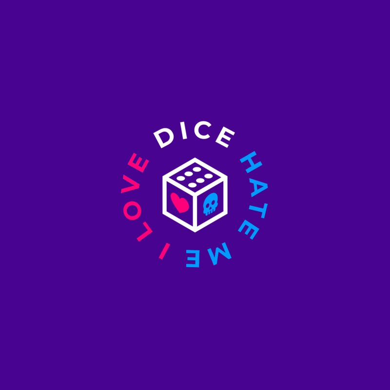 I Love Dice But Dice Hate Me by ゴロキ | GORODKEY | GRDK Clothing