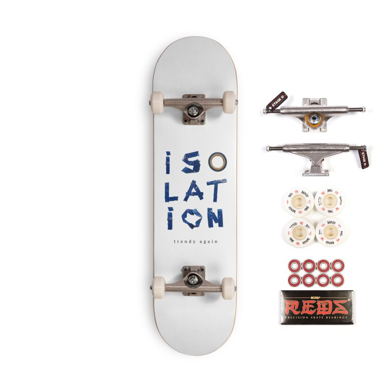 Isolation Accessories Complete - Pro Skateboard by ゴロキ | GORODKEY | GRDK Clothing